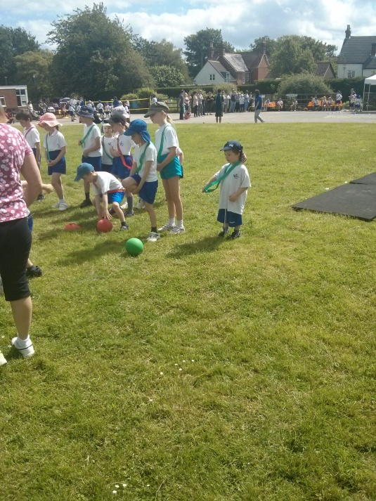 Marley sports day smallest boy there xx